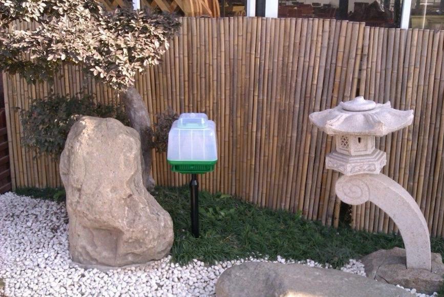 Ловушки для летающих насекомых: способы защиты, сравнение и применение