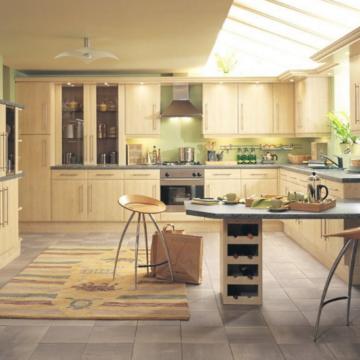 Пять правил оформления кухни по фен шуй