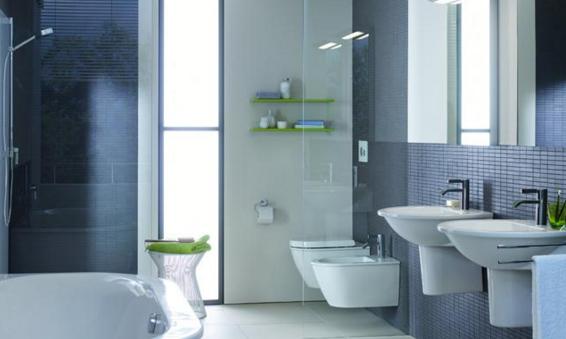 Идеи для дизайна интерьера ванной комнаты