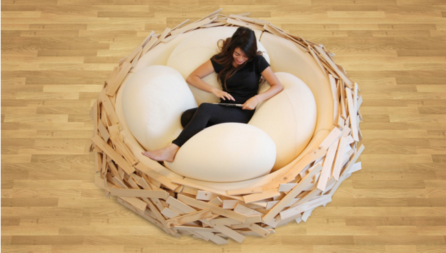 Самая забавная в мире мебель