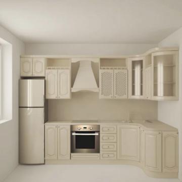 Замеры помещения кухни