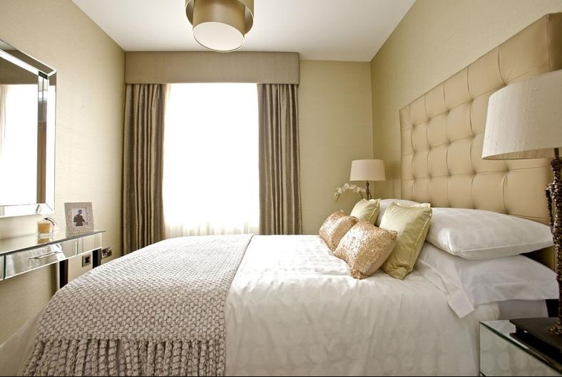 Качественный отдых в хорошей спальне