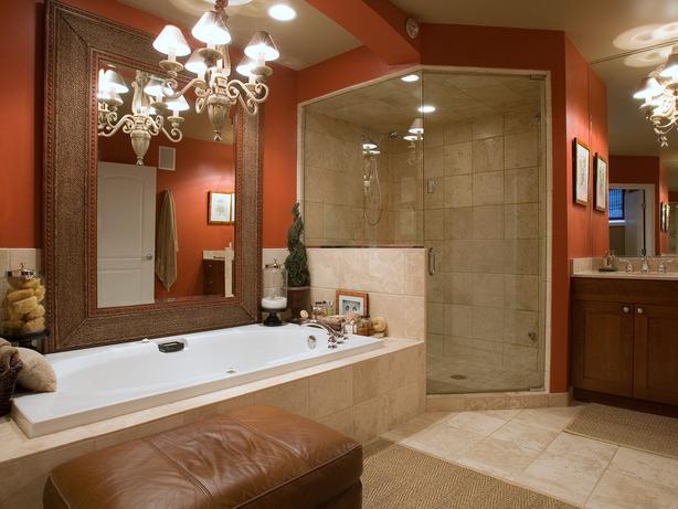 Дизайн ванной комнаты: с чего начинать?