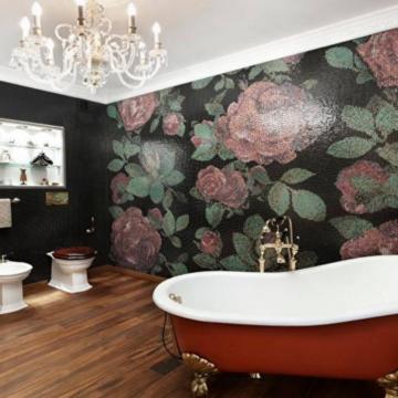 Дизайн ванной 2018: современные идеи