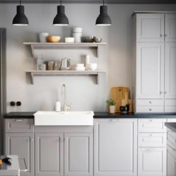 Кухонную мебель лучше делать на заказ, и вот почему