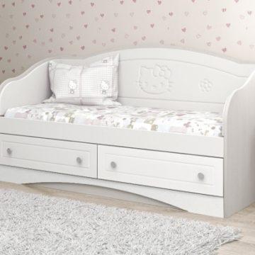 Детский диван: выбираем новое спальное место для малыша