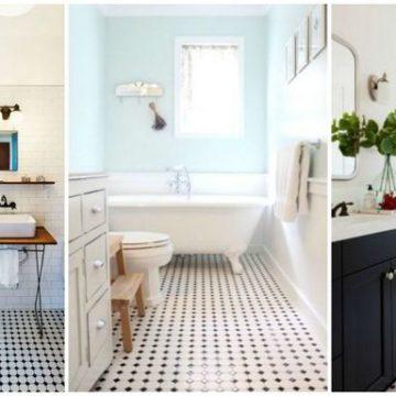 Плитка для ванной: способ создать уютный интерьер