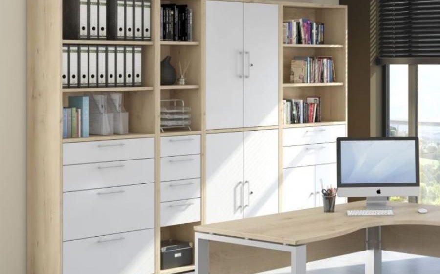 Офисный шкаф от магазина «Культ мебели»