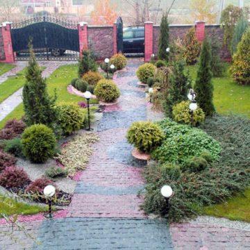 Заказывайте ландшафтный дизайн в Киеве для того чтобы оригинально оформить приусадебную территорию