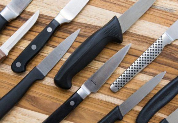Кухонные ножи: основные правила выбора