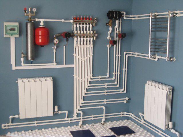 Перед холодной зимой обязательно не забудьте купить системы отопления в интернет магазине