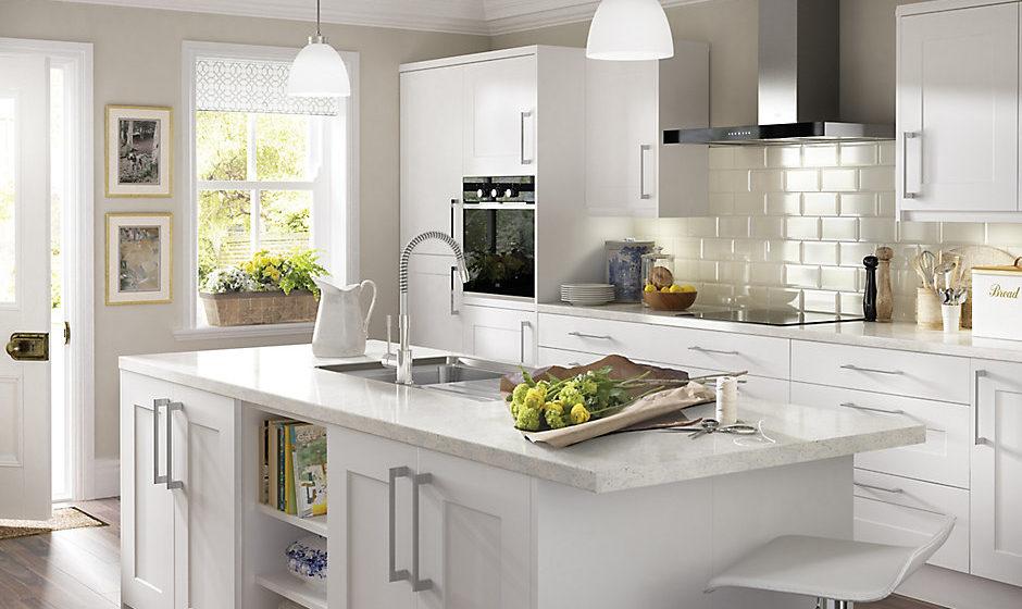 Кухни в классическом стиле
