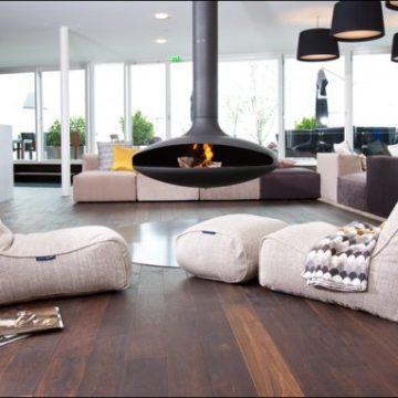 Бескаркасная мебель: стильное и органичное дополнение интерьера