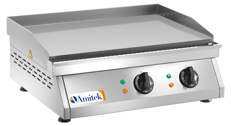 Как выбрать жарочную поверхность на профессиональную кухню