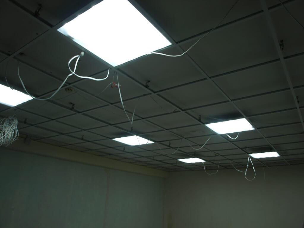 Какой свет нужно подбирать в торговое помещение