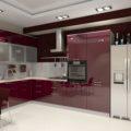 Кухня  по индивидуальному проекту воплощает в реальность все желания заказчика
