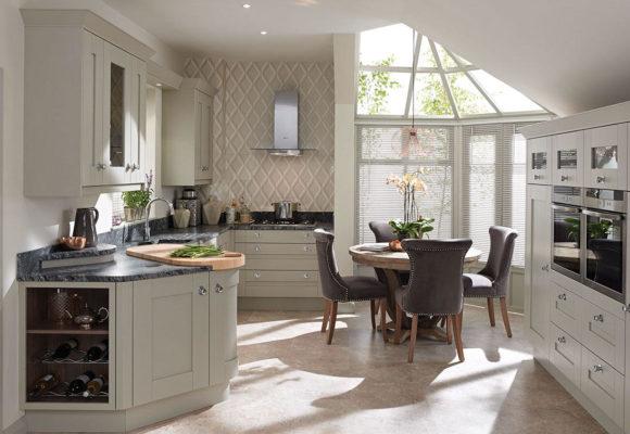 Кухни на заказ: идеальное решение для комфортного интерьера