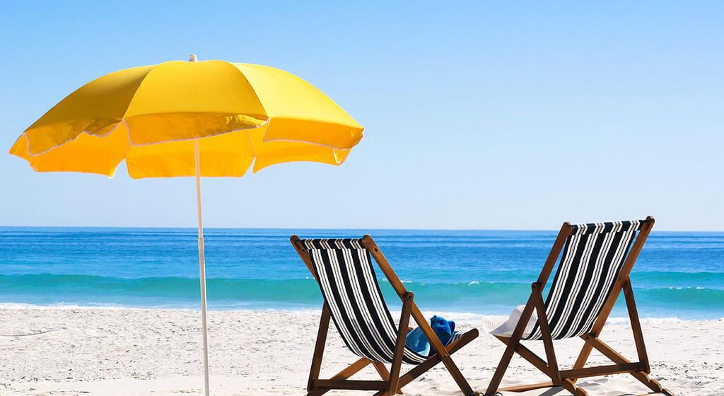 Качественные пляжные шезлонги: гарантия отличного морского отдыха