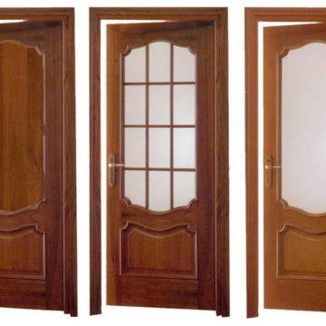 Выбираем деревянные двери