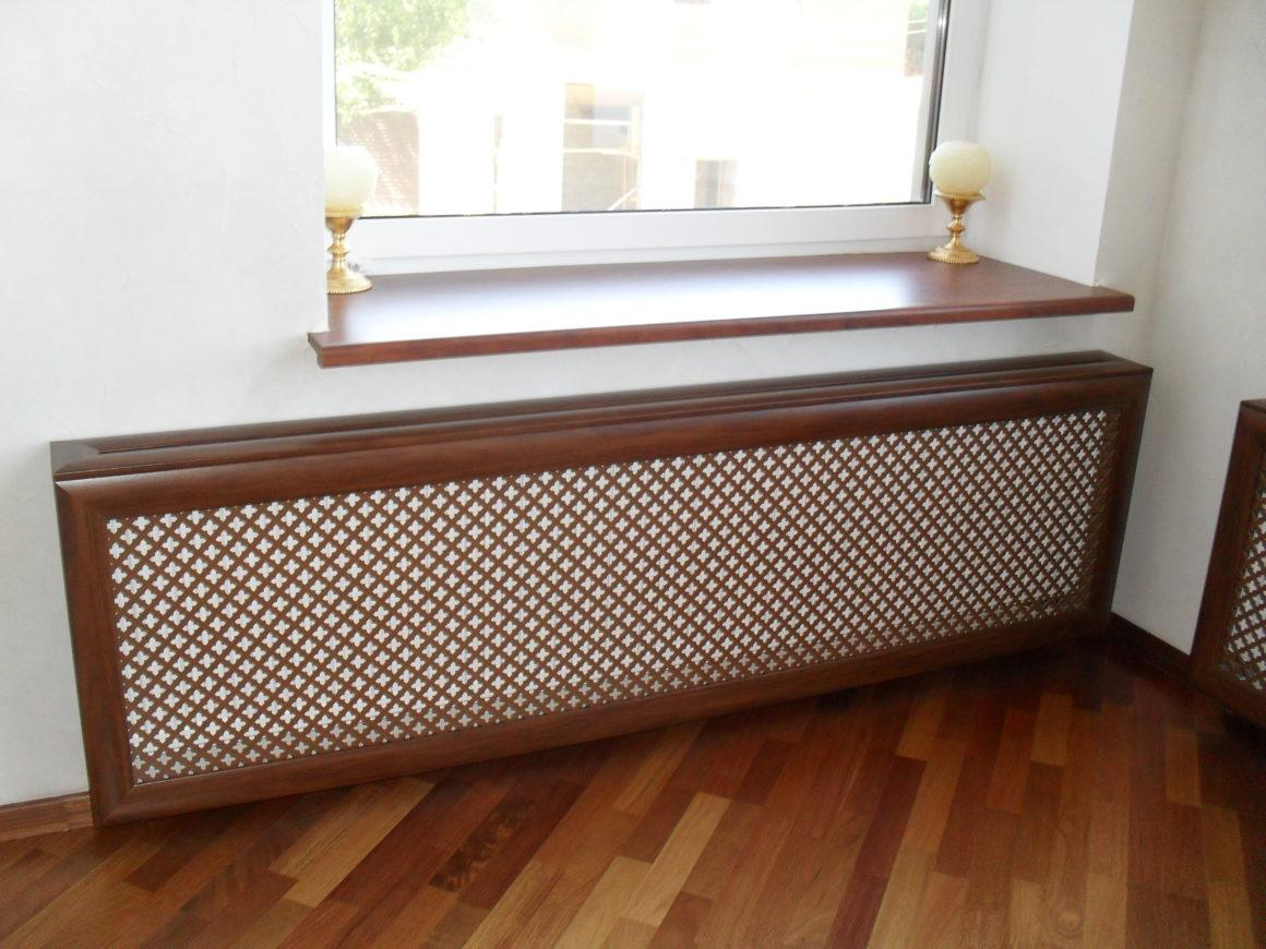 Декоративные экраны для батарей отопления – практичное решение в каждом доме