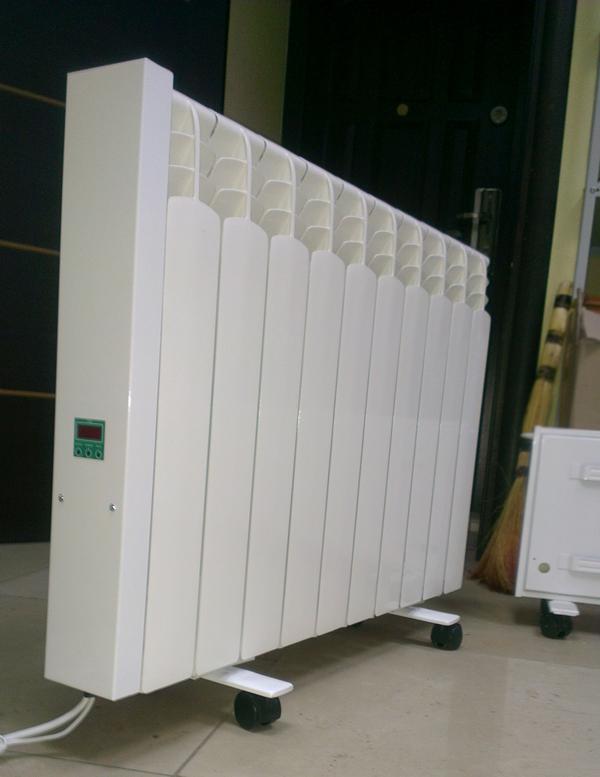 Электрообогреватели – в доме и офисе