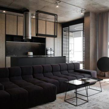 Простота или элегантность? Как украсить гостиную.