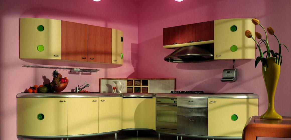 Выбор цветовой гаммы для кухни