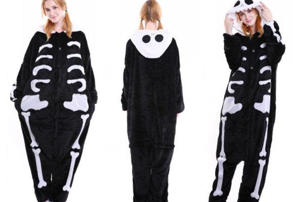Удобная пижама кигуруми высокого качества станет прекрасным вариантом для сна