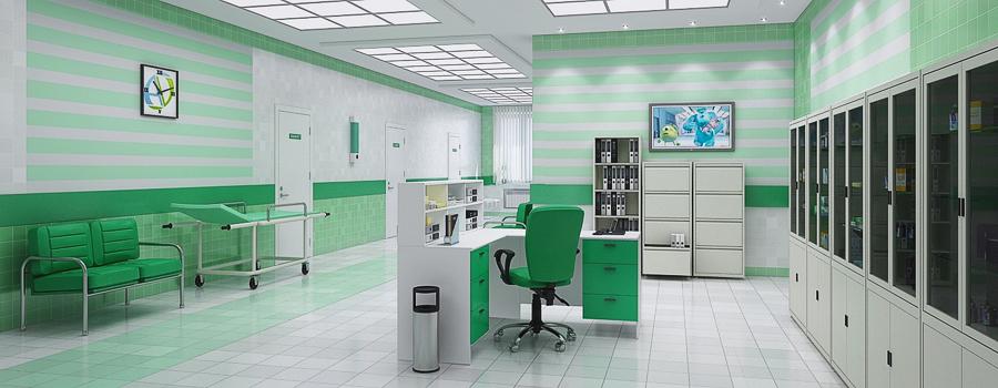 Купить медицинскую мебель
