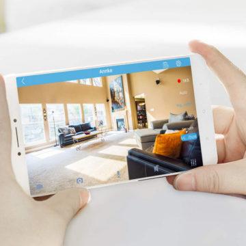 Возможности IP видеокамеры