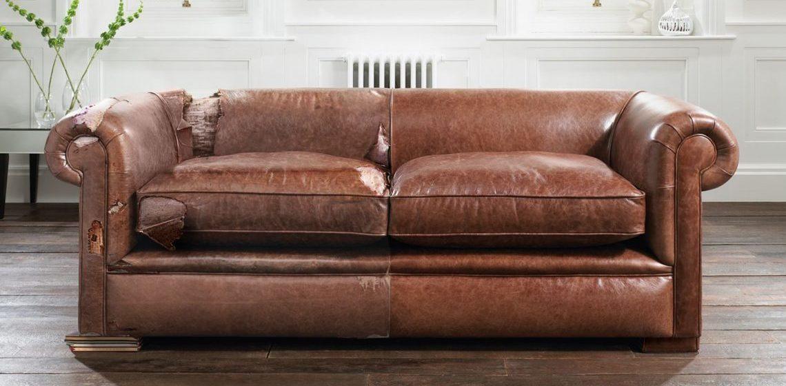 Перетяжка мебели — разумное решение