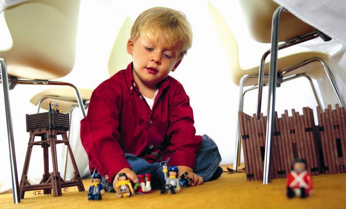 Игрушки и наборы, способствующие раскрытию творческого потенциала ребенка