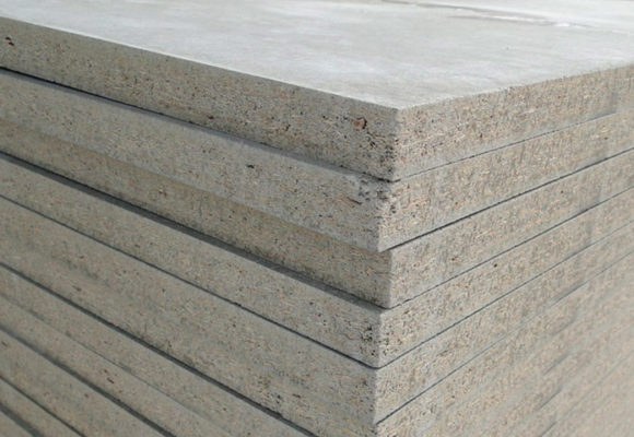 Заказ цементно-стружечных плит
