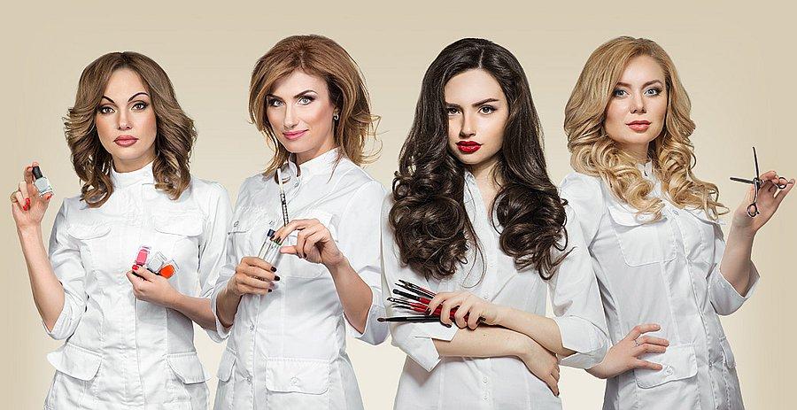 Интернет-магазин для beauty мастеров