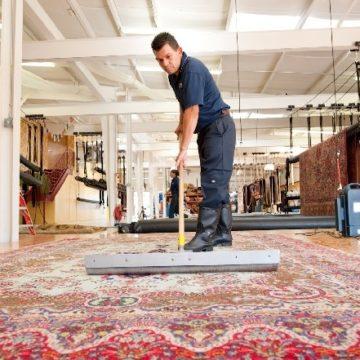 Профессиональная химчистка ковров в Киеве с вывозом