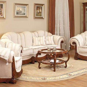 Виды мягкой мебели и в чём их различие