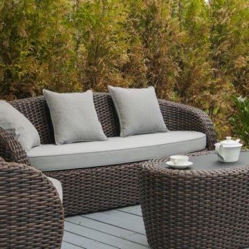 Заказ плетеной мебели из исскусственного ротанга