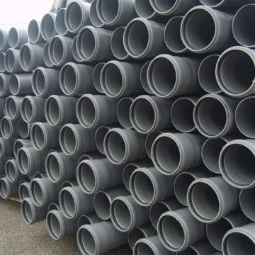 Полимерные трубы для канализации