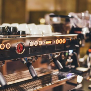 Оборудование для кофейни